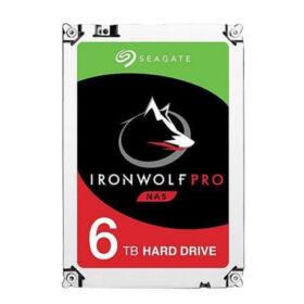 Seagate 6TB IronWolf Pro 7200 o / min 256MB ST6000NE000