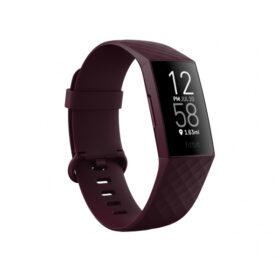 Fitbit Charge 4 OLED Tragač za aktivnosti narukvice ljubičasti - FB417BYBY