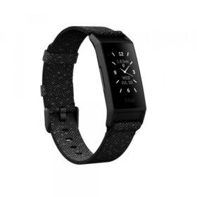 Fitbit Charge 4 posebno izdanje OLED tragač za aktivnosti narukvice granit reflektirajući - FB417BKGY
