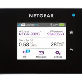 Netgear AirCard® 810 mobilna pristupna točka - AC810-100EUS