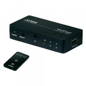 ATEN HDMI A / V prekidač 3 priključka - VS381-AT
