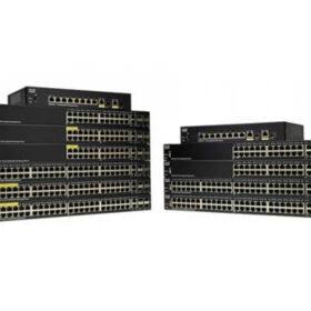 Cisco 250 Series Switch 24-port 10/100/1000 | Cisco - SG250-26P-K9