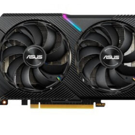 Asus VGA GeForce® GTX 1660 Super 6GB Dvostruki mini OC 90YV0DT4-M0NA00