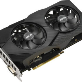 Asus VGA GeForce® GTX 1660 6 GB Dual Advanced EVO 90YV0D13-M0NA00