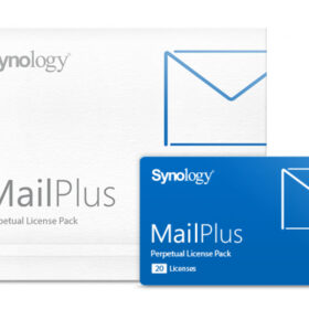 Synology MailPlus 20 Licence MAILPLUS LICENCE