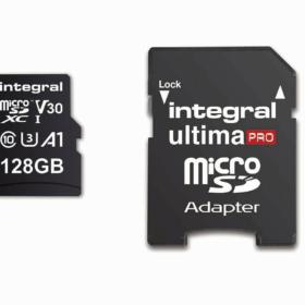Integrirana memorijska kartica MicroSDXC Ultima Pro 128 GB