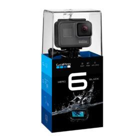 Actioncam GoPro Hero 6 Crna
