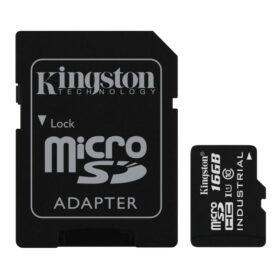 Kingston Industrial Temperature MicroSD UHS-I 16 GB SDCIT / 16 GB