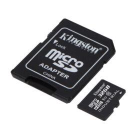 Kingston Industrial MicroSD UHS-I 32GB SDCIT / 32GB industrijske temperature