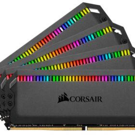 Corsair Dominator Platinum RGB DDR4 64GB Bijela 4x16GB CMT64GX4M4K3600C18W