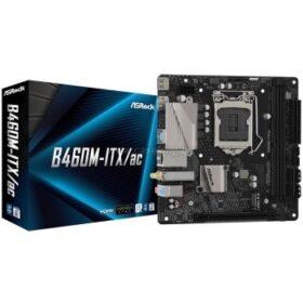 ASROCK B460M-ITX / ac Matična ploča Mini-ITX LGA1200-Sockel 90-MXBCS0-A0UAYZ