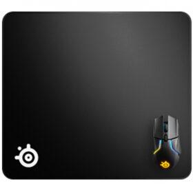 Podloga za miša za igranje SteelSeries QcK Edge Gaming Large Black Monotone Fabric 63823