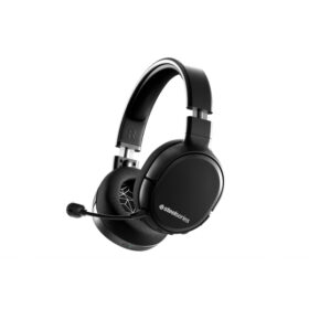 SteelSeries Arctis 1 bežične igraće slušalice crne 61512