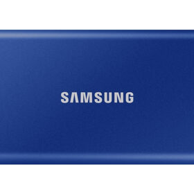 Samsung SSD prijenosni SSD T7 2TB Indigo Blue MU-PC2T0H / WW