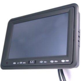 SDC TFT 17,8 cm (7) VGA 7 VGA-monitor SDC-V7