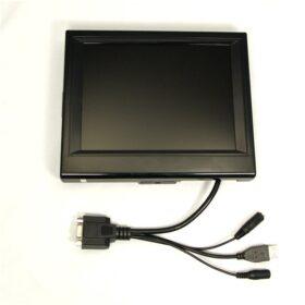 SDC TFT 20,3 cm (8) VGA T8H zaslon osjetljiv na dodir 1024x768 jedan SDC-T8H