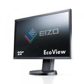 EIZO 55,9 cm (22) 1610 DVI + DP + USB LED bl.li EV2216WFS3-BK