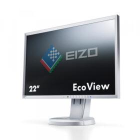 EIZO 55,9 cm (22) 1610 DVI + DP + USB LED siva EV2216WFS3-GY