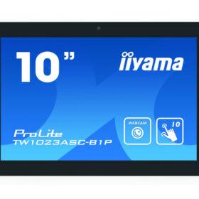 IIYAMA 25,5 cm (10,1) 1610 M-Touch IPS mHDMI TW1023ASC-B1P