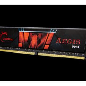 2666 16 GB (2x8) G.Skill Aegis F4-2666C19D-16GIS