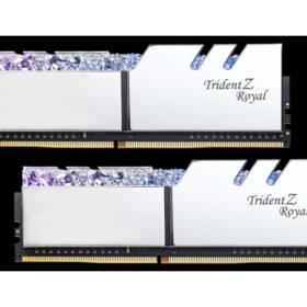 3000 16 GB (2x8) G.Skill Trident Z Royal F4-3000C16D-16GTRS