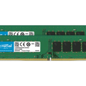 2666 16 GB (2x8) presudno CT2K8G4DFS8266