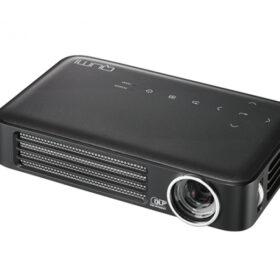Vivitek Qumi Q6 DLP-projektor LED 3D 800 ANSI-Lumen WXGA crni Q6-BK
