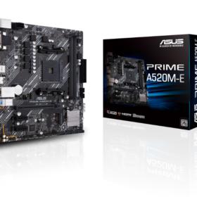 AM4 ASUS PRIME A520M-E µ 90MB1510-M0EAY0