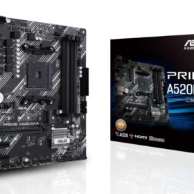 AM4 ASUS PRIME A520M-A µ 90MB14Z0-M0EAY0