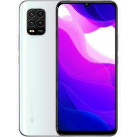 Xiaomi Mi 10 Lite 5G Dual SIM pametni telefon bijeli 64 GB MZB9315EU