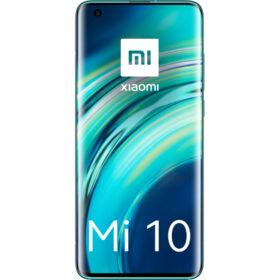Xiaomi Mi 10 Dual-SIM-Smartphone Grin 256GB MZB9058EU