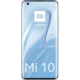 Xiaomi Mi 10 Dual-SIM-Smartphone Grau 256GB MZB9059EU