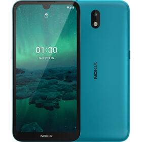 Nokia 1.3 Dual-SIM-Smartphone cijan-zelena 16 GB 719901104101