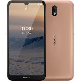Nokia 1.3 Dual-SIM-Smartphone Sand 16GB 719901104111
