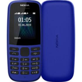 NOKIA 105 (2019) Dual-SIM-zgodan Blau 16KIGL01A08
