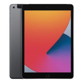 Apple iPad 10.2 Wi-Fi + mobitel 128 GB Spacegrau 8 MYML2FD / A