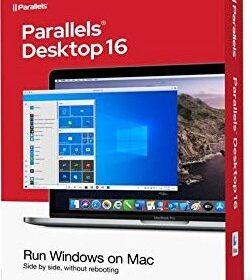Parallels Desktop za Mac (v. 16) Box-Pack PD16-BX1-EU