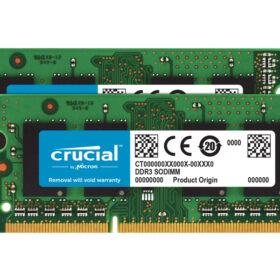 Presudan DDR3 16 GB 2x8 GB SO DIMM 204-PIN CT2K8G3S160BM