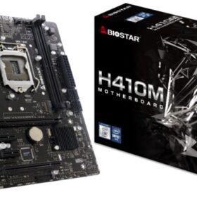 Biostar H410MHG Matična ploča mikro ATX LGA1200-Sockel H410MHG