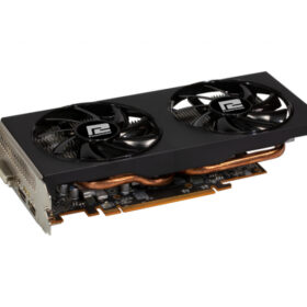 PowerColor VGA Radeon RX 5500XT 8 GB GDDR6 AXRX 5500XT 8 GBD6-DH / OC