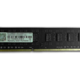 G.Skill DDR3 4GB PC 1333 CL9 4GBNT Maloprodaja F3-10600CL9S-4GBNT