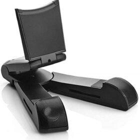 Bluetooth zvučnik i postolje za tablete Cabstone Sound crni 95197