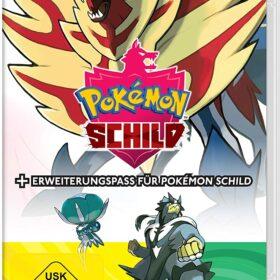 Nintendo Pokemon Schild uklj. šifra produžetka - 10005105
