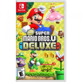 Nintendo Novi Super Mario Bros. U Deluxe - Prekidač - Nintendo prekidač - E (svi) 2525640