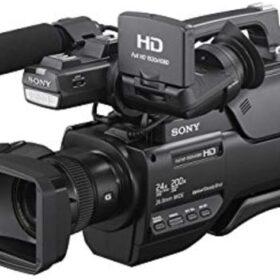 Sony NXCAM AVCHD kamera-720 piksela - HXRMC2500