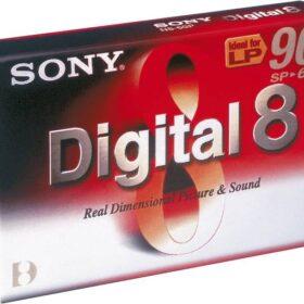Sony Digitalna 8 kaseta 60 min N860P2