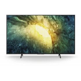 Sony Smart TV Bravia, LED-Fernseher KD65X7055BAEP