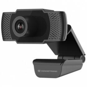 Conceptronic AMDIS 1080P Full HD web kamera i mikrofon AMDIS01B