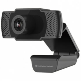 KONCEPTRONSKA web kamera AMDIS 1080P Full HD web kamera + Micro. AMDIS01BNEUE VERZIJA