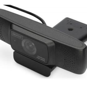 DIGITUS Full HD web kamera 1080p sa širokokutnim autofokusom DA-71901
